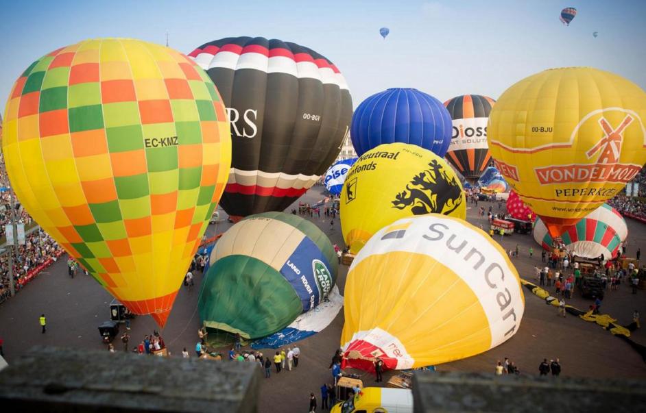 ballons sint-niklaas